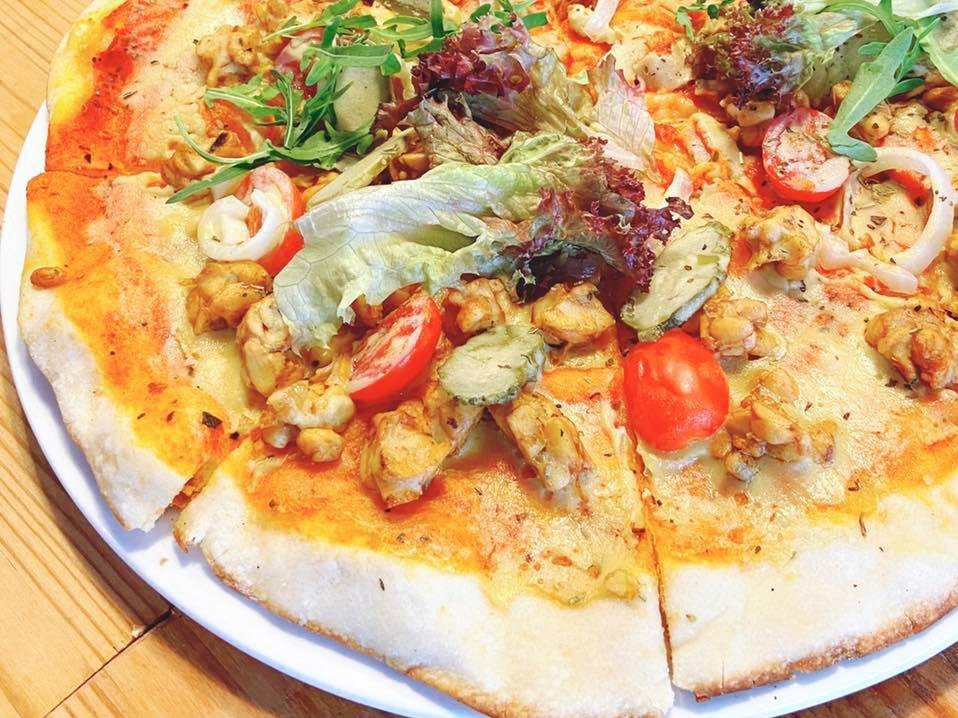 Pizza Delivery Singapore, Vegetarian & Vegan options